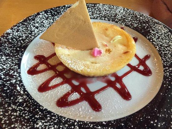 Gardiner, MT: New York cheesecake