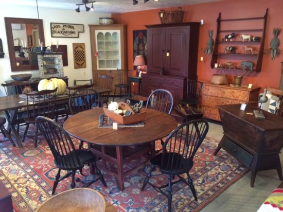 14 E. King Antiques