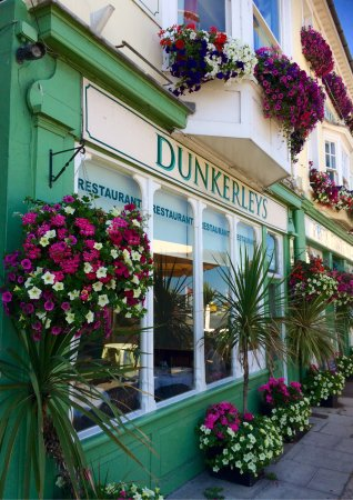 Deal, UK: Dunkerley's Restaurant