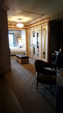 Cosmopolitan Las Vegas Terrace One Bedroom Fountain View terrace one bedroom fountain view - picture of the cosmopolitan of