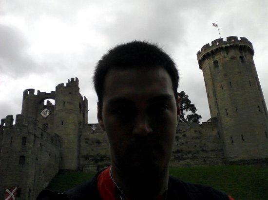 วอริก, UK: Me and the castle