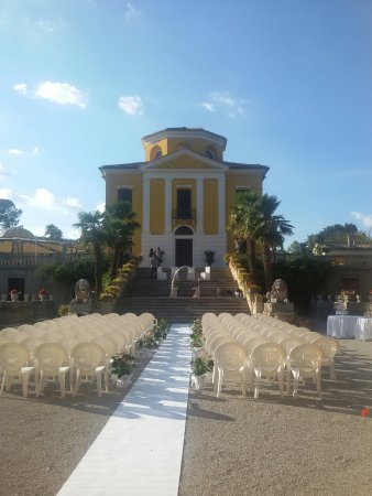 Villa Collio Relais: 20160924_170448_large.jpg