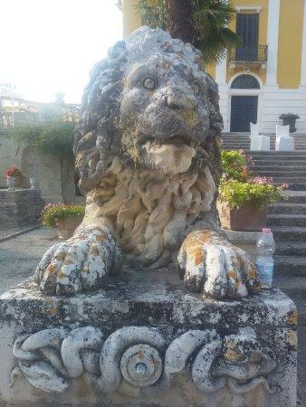 Villa Collio Relais: 20160924_170235_large.jpg