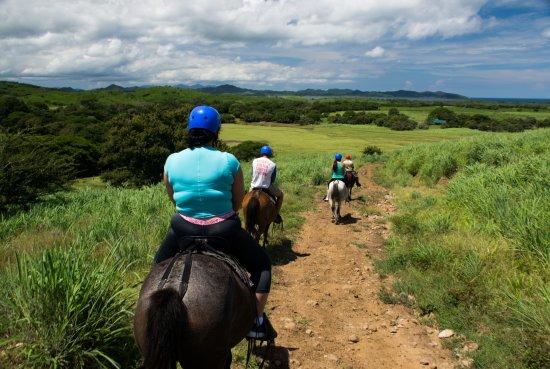 La Cruz, Costa Rica: Slowly going down
