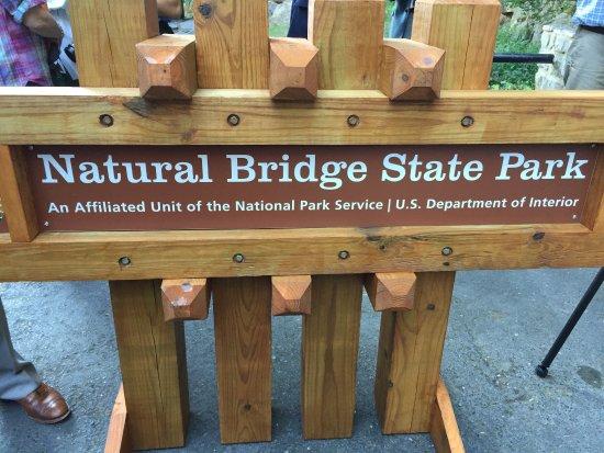 The Natural Bridge of Virginia: photo1.jpg
