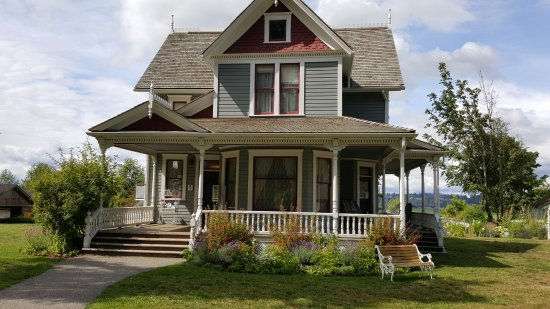 Surrey, Kanada: Historic Stewart Farmhouse
