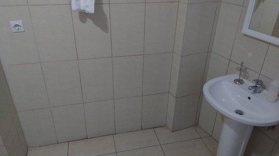 Bathroom Floor Rack
