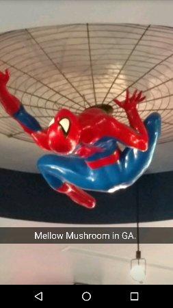 Пулер, Джорджия: Mellow Mushroom