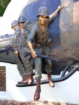 College Station, TX: Viet Nam Memorial
