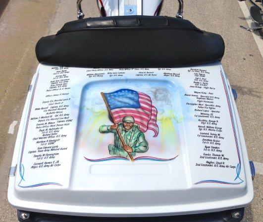 College Station, TX: Viet Nam Memorial Dedication