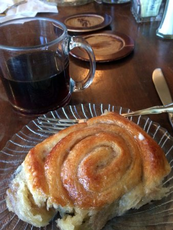 Florissant, CO: Cinnamon ROll