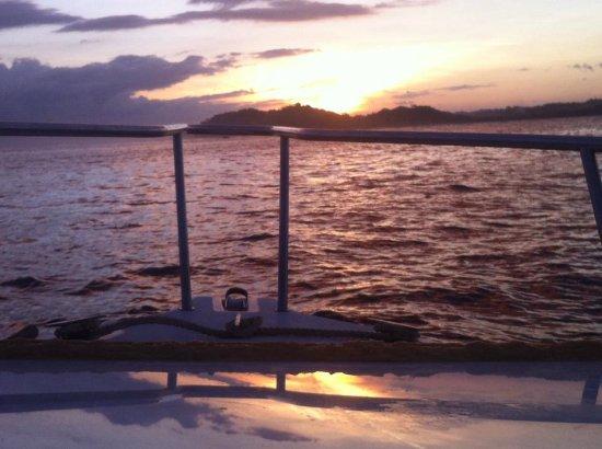 Playa Samara, Costa Rica: Sunset cruise