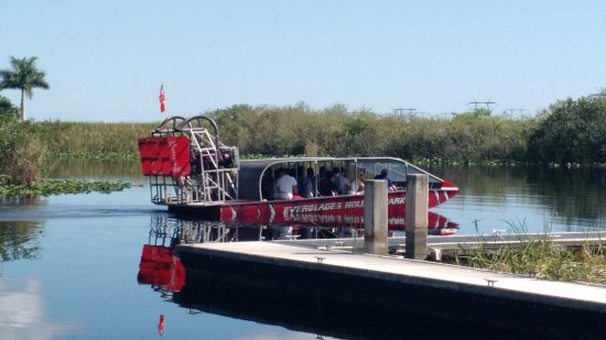 Weston, FL: Air Boat