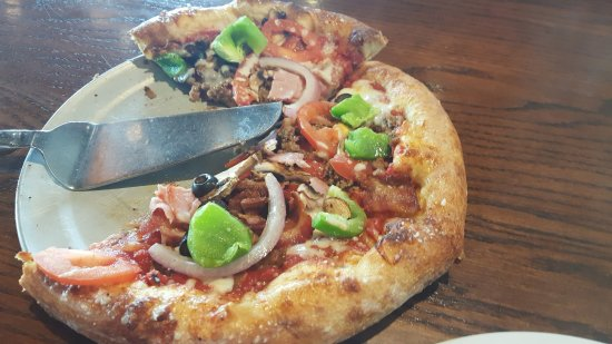 Lone Tree, CO: Mighty Meat Pizza