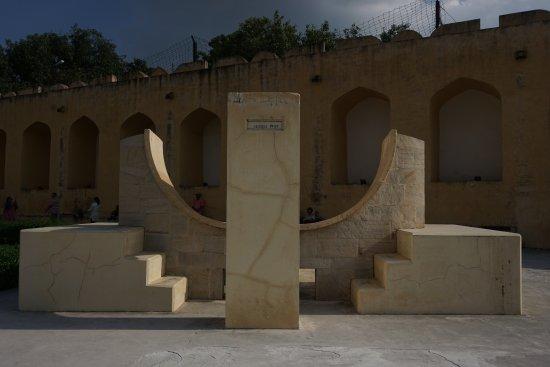 Jantar Mantar: Looks simple