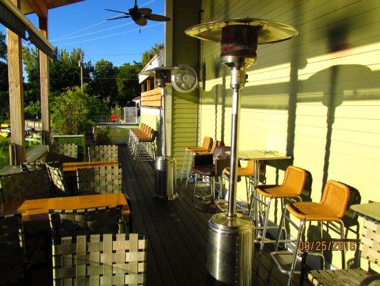Brattleboro, VT: One patio