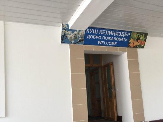 Batken, Kirgisistan: Entrance