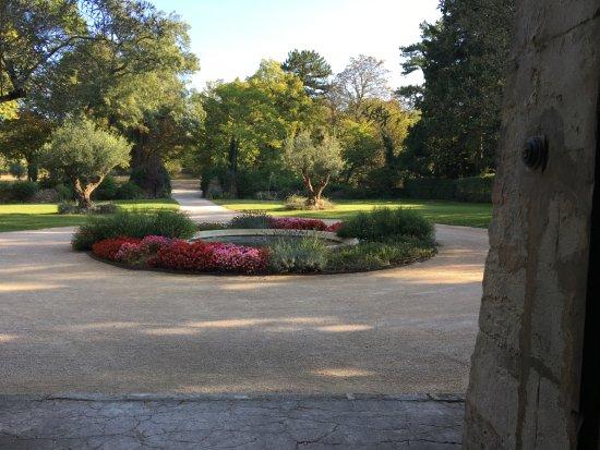Uchaux, Fransa: Entrée