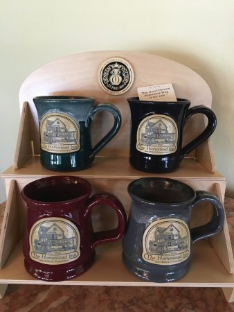 New Milford, CT: Cute mugs for sale with Inn logo