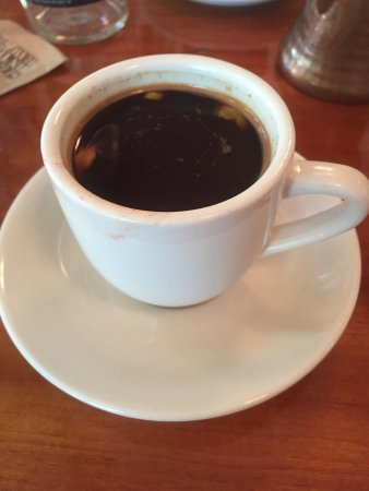 Woodstock, estado de Nueva York: Amazing mignon enchiladas and awesome turkish coffee