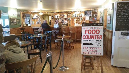 Caherdaniel, Ιρλανδία: Inside