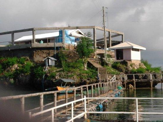 Jordan, Philippinen: fish hospital...