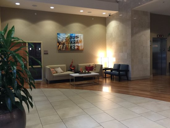 Hyatt House Seattle/Bellevue: Lobby