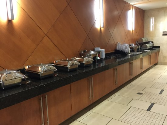 Hyatt House Seattle/Bellevue: Breakfast Buffet