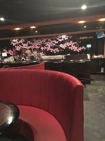 Natchitoches, LA: There is $20 gift card for hibachi birthday party