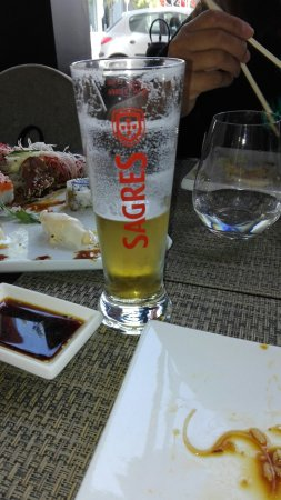 Lisbon District, Portugal: Sushi pede a melhor Imperial