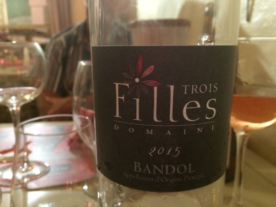 La Cadiere d'Azur, Francja: Vin de Bandol