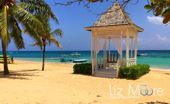 Hotel Riu Ocho Rios Beach Gazebo