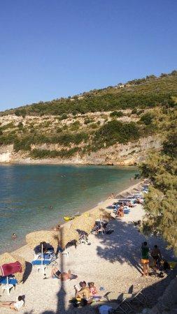 Макрис-Гиалос, Греция: Makris Gialos Beach