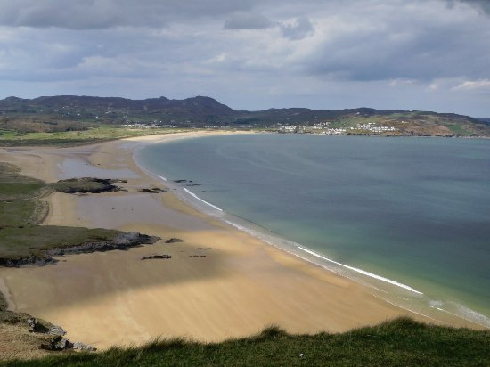 Glenties, Irland: Beach about an hour's drive from Avalon B&B