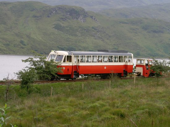 Glenties, Ireland: Fintown Train ( 20minutes drive from Avalon B&B
