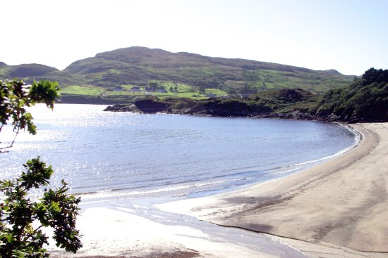 Avalon Guest House: View of St John's Point Teelin, Co. Donegal