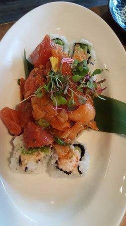 Love Boat Sushi: Sunshine Roll