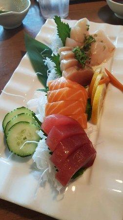 Love Boat Sushi: Sashimi