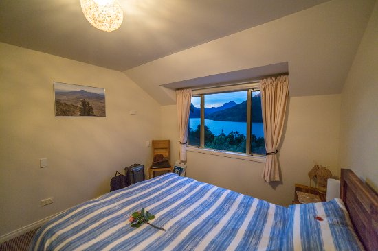 Havelock, Nya Zeeland: The Pelorus Jack Room and Incredible View