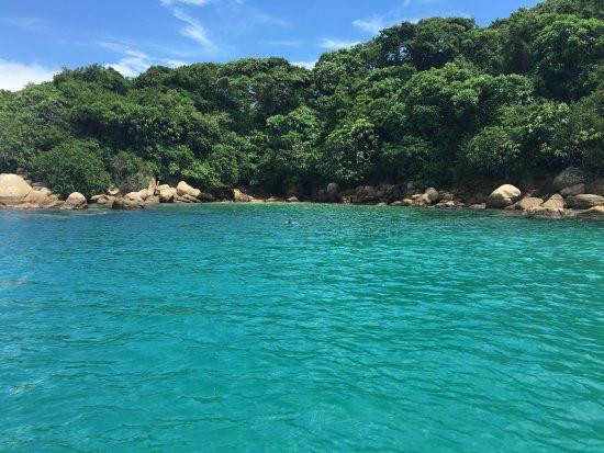 Isla La Roqueta: La roqueta