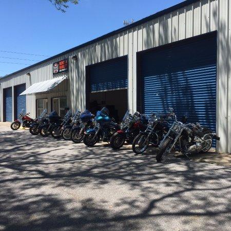 Eaglerider Motorcycles Pensacola