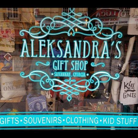 Aleksandra's Gift Shop