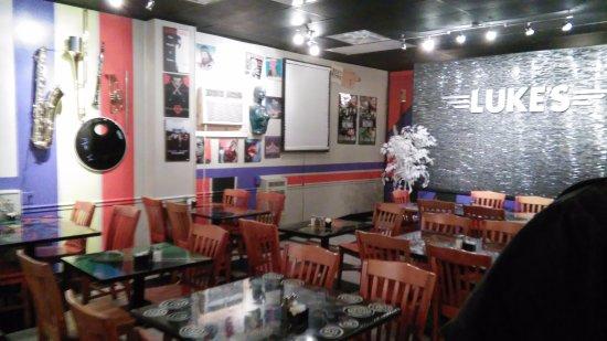 Luke's Cafe : Takes you back