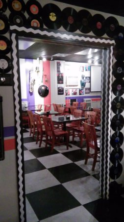 Luke's Cafe : Love the deco