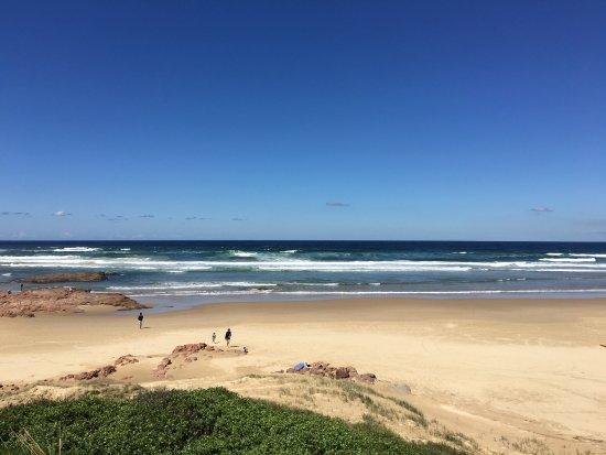 Anna Bay, Australien: Magnifique endroit pour un délicieux petit déjeuner !