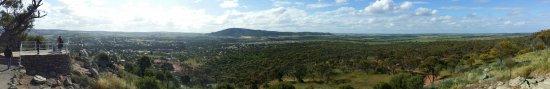 York, Australia: Mount Brown Lookout
