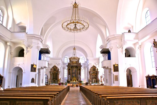 Pfarrkirche Sankt Anthon