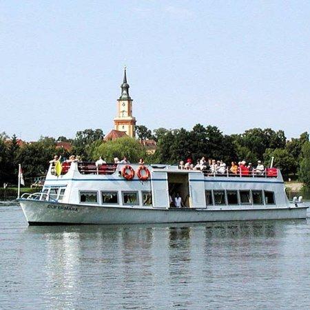 Fahrgastschiff Uckermark