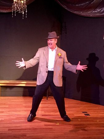 "San Angelo, TX: Ken Roberts in ""2 by 5, The Music of Kander and Ebb"""