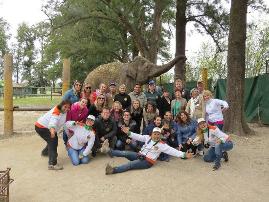 Las Superguias Tours Zoo Lujan